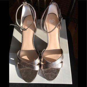 Elegant dressy 3 inch sandals